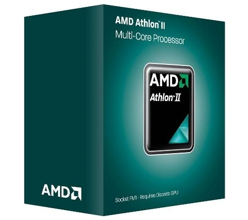 AMD Athlon II X4 651 (3.0GHz, Socket FM1, 45nm, BOX)