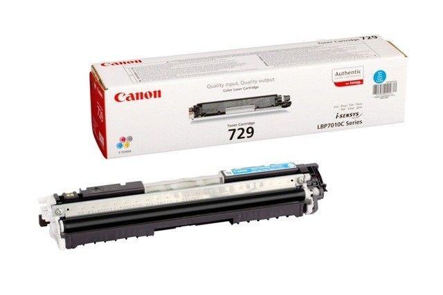 Canon toner cyan CRG-729C (1000str)