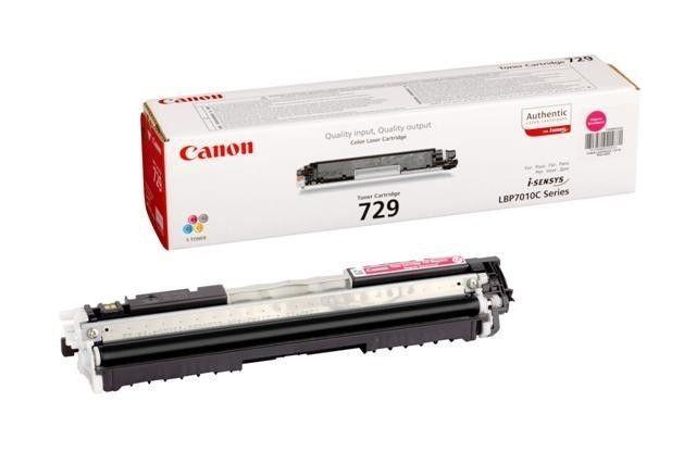 Canon toner magenta CRG-729M (1000str)