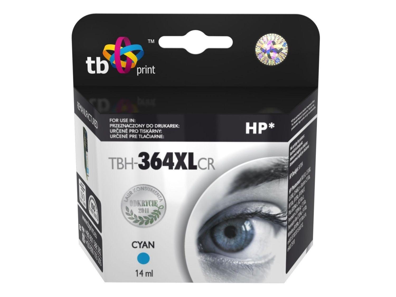TB Print Tusz do HP PS B8550 TBH-364XLCR CY ref.