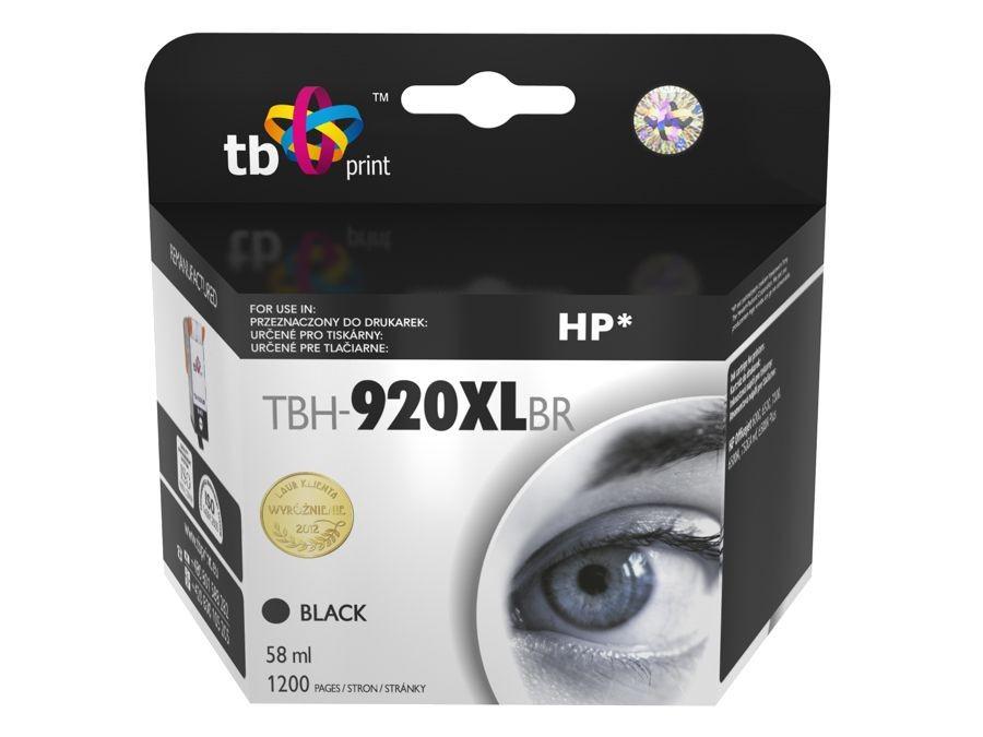 TB Print Tusz do HP OJ 6500 TBH-920XLBR BK ref.