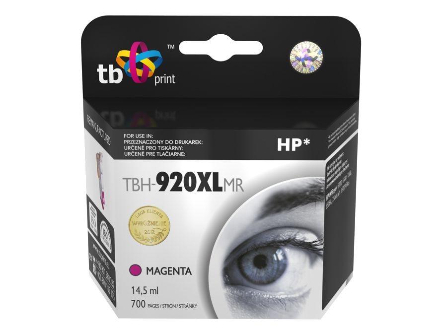TB Print Tusz do HP OJ 6500 TBH-920XLMR MA ref.