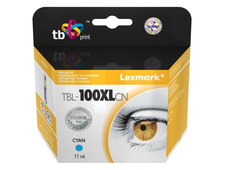 TB Print Tusz do Lexmark Pro 205 TBL-100XLCN CY 100% nowy