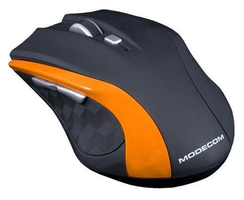ModeCom Bezprzewodowa Mysz Optyczna MC-WM5 Black-Orange