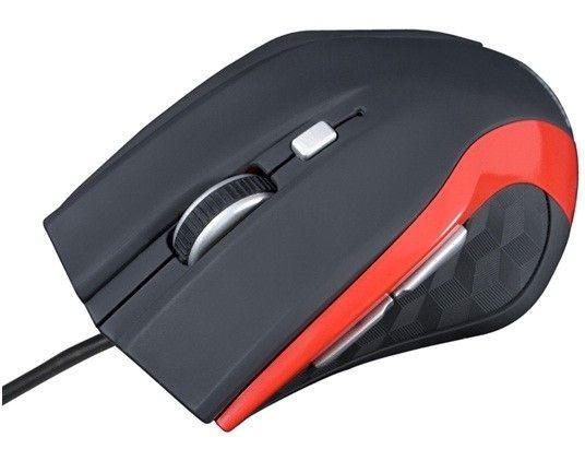 ModeCom Przewodowa Mysz Optyczna MC-M5 Red