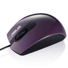 Asus UT210 Mouse purple