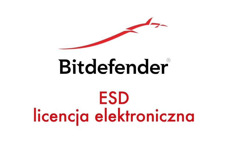 Bitdefender Internet Security 1 rok 1 stanowisko ESD