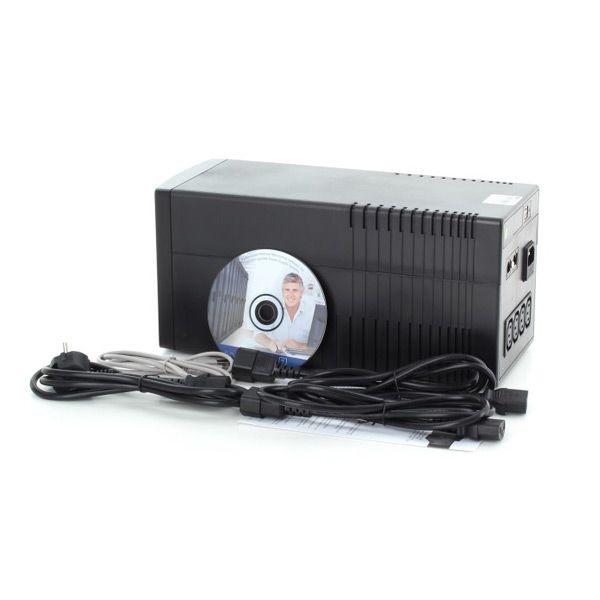 G-TEC UPS G-TEC PC615N-1500 1500VA 900W
