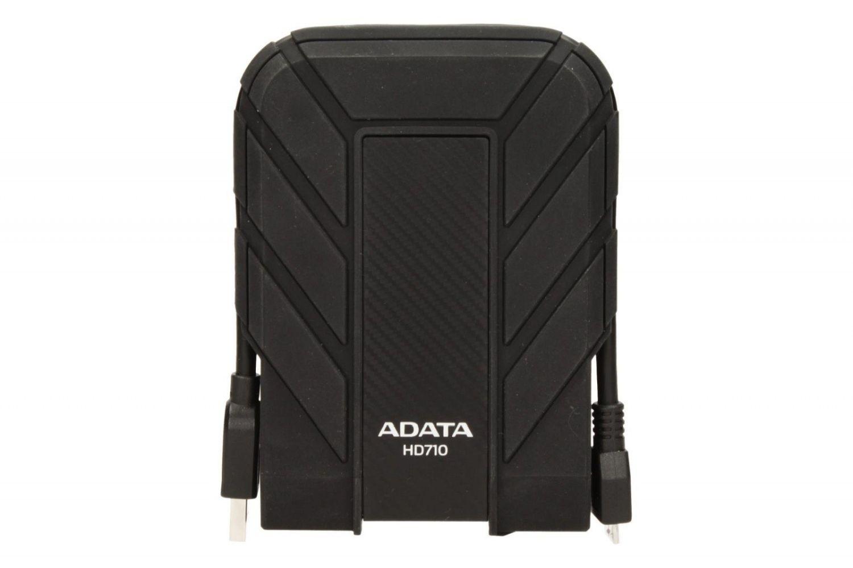 A-Data Dysk zewnętrzny HD710 1TB 2.5'' HDD USB 3.0 Czarny water/shock proof