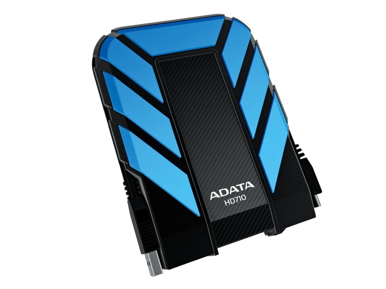 A-Data Dysk zewnętrzny HD710 1TB 2.5'' HDD USB 3.0 Blue water/shock proof