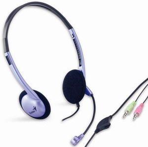 Genius HS-02B (słuchawki z mikrofonem)