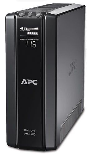 APC Power Saving Back-UPS Pro 1200VA, FR/PL