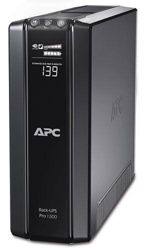 APC Power Saving Back-UPS Pro 1500VA, FR/PL