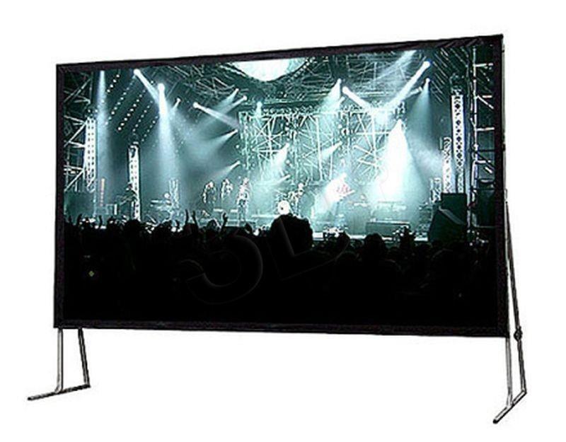 AVTek Avtek ekran projekcyjny FOLD 380 (ramowy rozwijany ręcznie 406 4x228 6cm)