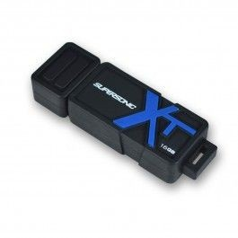 Patriot pamięć USB 16GB Supersonic XT Boost USB 3.0 (transfer do 90MB/s)