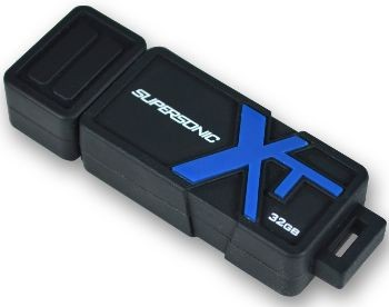 Patriot pamięć USB 32GB Supersonic XT Boost USB 3.0 (transfer do 150MB/s)