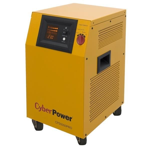 CyberPower EPS CPS5000PRO (2xschuko + terminal)