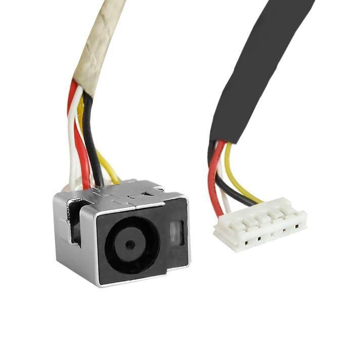 Qoltec gniazdo DC HP Compaq CQ40 CQ45 series