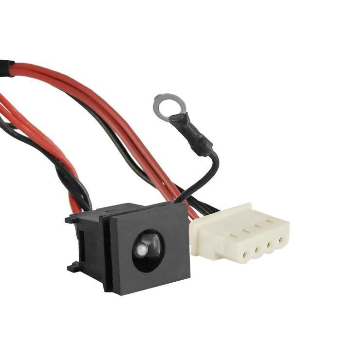 Qoltec gniazdo DC Toshiba A100/A105