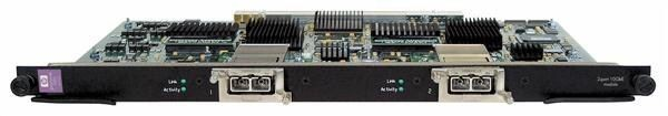 HP 7500 8-port 10G SFP+ Module