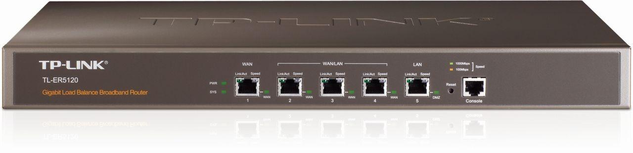 TP-Link TL-ER5120 Load Balance Broadband Router