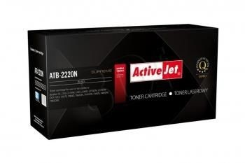 ActiveJet Toner ActiveJet ATB-2220N | Czarny | 2600 pp | Brother TN-2220, TN-2010