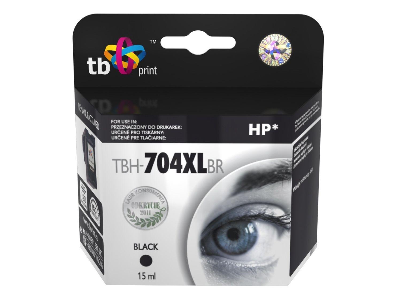 TB Print Tusz do HP DJ IA 2060 (HP nr 704 CN692AE) TBH-704XLBR BK ref. XL