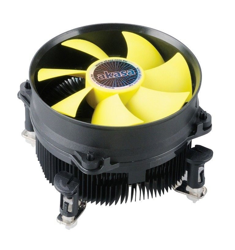 Akasa chłodzenie CPU K32 AK-CC7117EP01 Intel