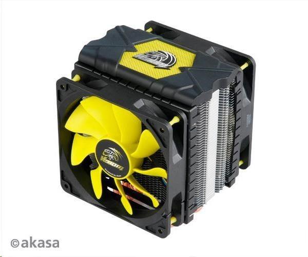 Akasa chłodzenie CPU Venom Voodoo Intel/AMD