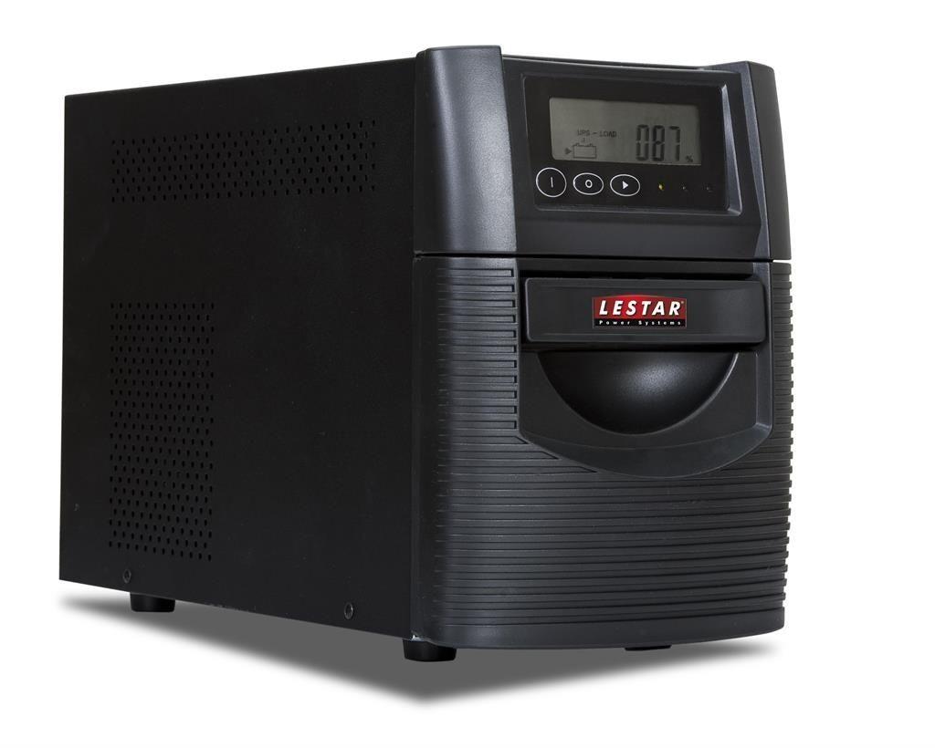 Lestar UPS TSP-1100 1000VA/600W Sinus LCD 6xIEC USB RS RJ 45