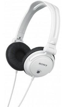 Sony Słuchawki SONY MDR-V150W | białe