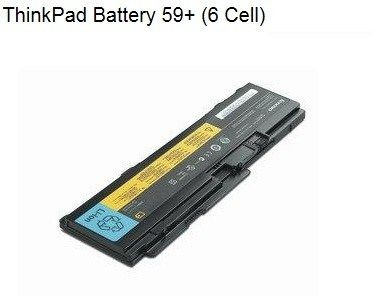 Lenovo ThinkPad Battery 59+ (6 Cell)