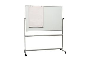 2x3 tablica obrotowo-jezdna 100x150 (suchościeralno-magnetyczna, lakierowana)