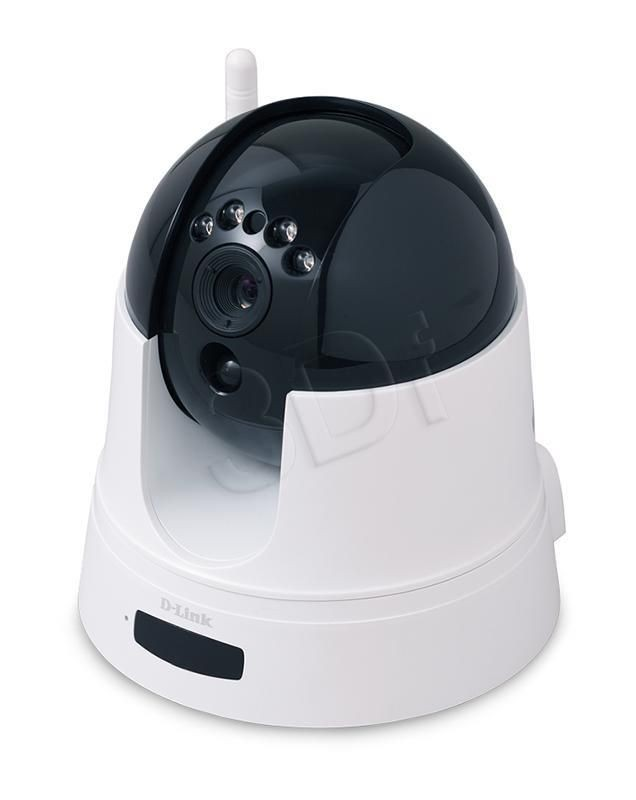 D-Link Securicam Wireless N HD Day & Night PTZ Camera, H.264, Micro SD w/mydlink