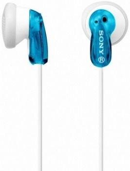 Sony słuchawki MDR-E9LPL (niebieskie)