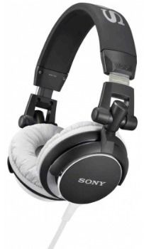 Sony Słuchawki SONY MDR-V55B | czarny