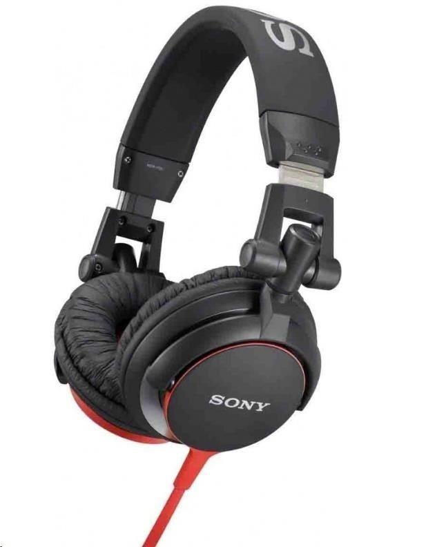 Sony słuchawki MDR-V55R (czerwone)