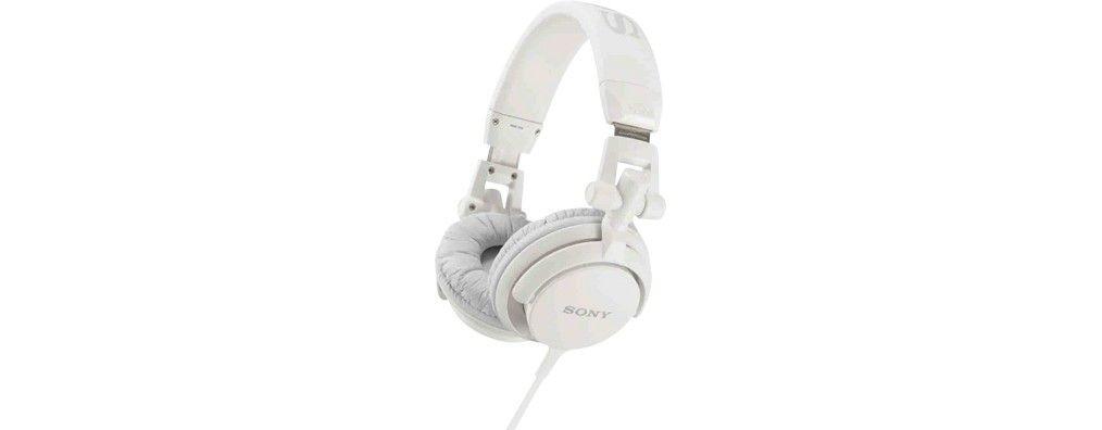 Sony słuchawki MDR-V55W (białe)