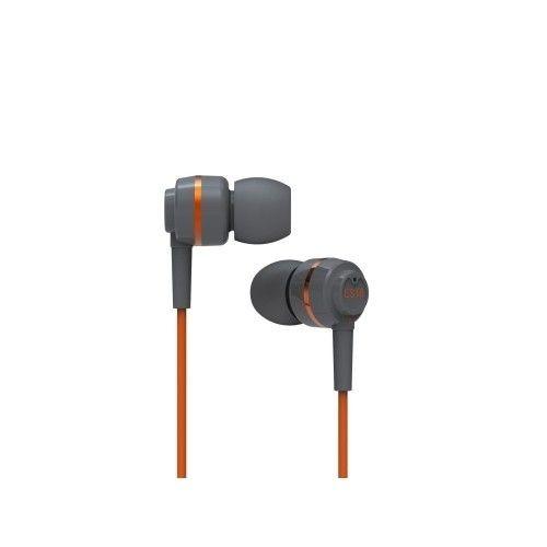 SoundMagic ES18 Gray-Orange (słuchawki dokanałowe)
