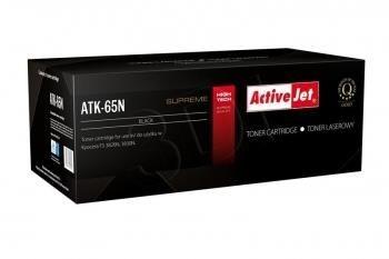 ActiveJet Toner ActiveJet ATK-65N | Czarny | 20000 pp | KYOCERA TK-65