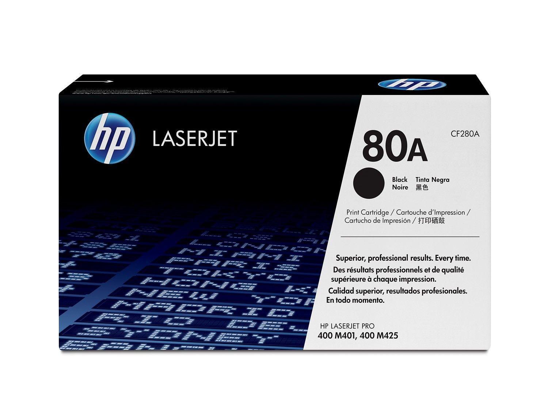 HP Toner HP black | 2700str | LJ Pro 400 M401/MFP M425