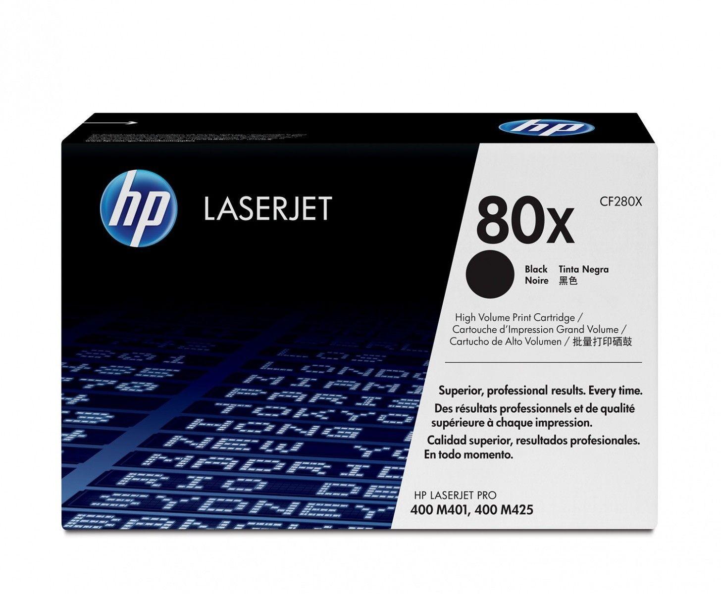 HP Toner HP black | 6800str | LJ Pro 400 M401/MFP M425