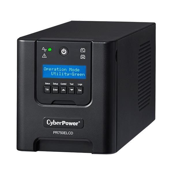 CyberPower Cyber Power UPS PR750ELCD 675W Tower (IEC C13)