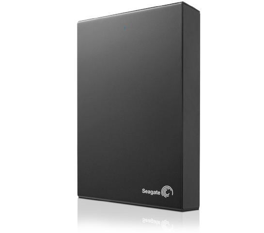 Seagate DYSK ZEW. 3.5 - Expansion Desktop - 2TB, USB 3.0, black / SEAGATE