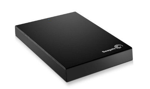 Seagate Dysk EXPANSION PORTABLE STBX500200 500GB USB3.0