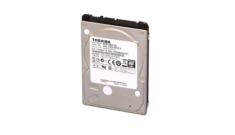 Toshiba MQ01ABD050 500GB (2.5'', Serial ATA/300, 5400 rpm, 8MB cache)