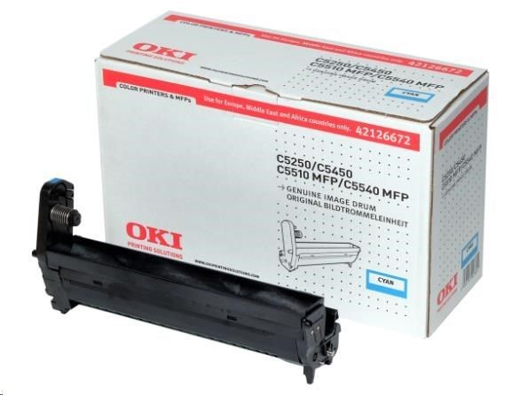 OKI Trommel C5250/5450/5520MFP/5540MFP cyan