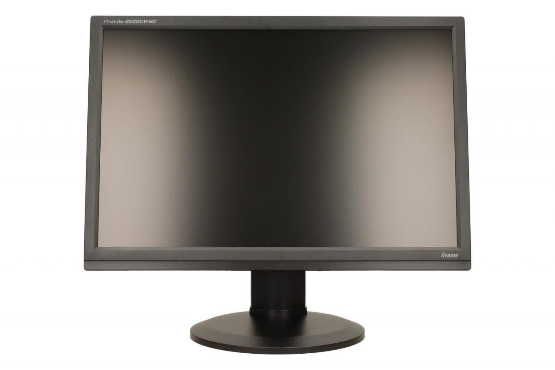 iiyama Monitor B2280WSD-B1 22inch, TN, 1680x1050, VGA, DVI-D, głośniki