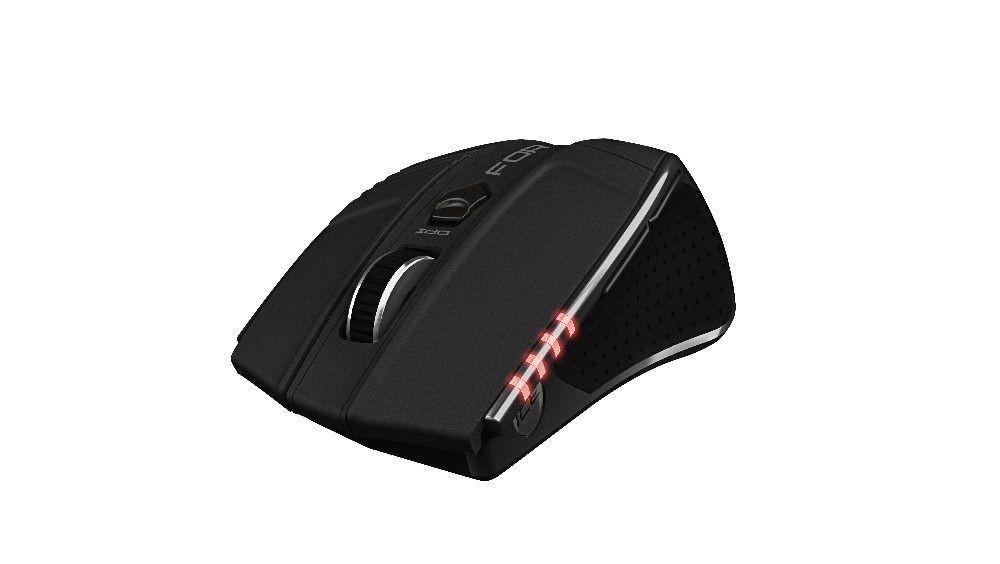 Gigabyte mysz FORCE M9 ICE USB (Laser, Wireless, 800/1200/1600/2000dpi)