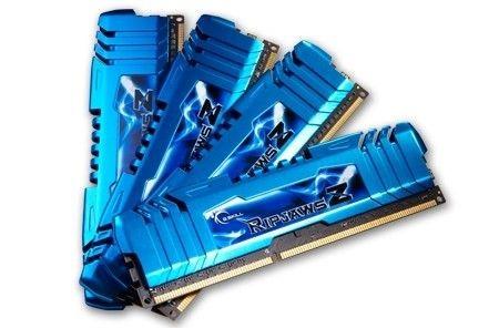 GSkill RipjawsZ DDR3 4x4GB 1600MHz CL7